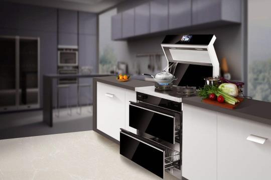 如何打造一个理想厨房?解决油烟问题是关键!