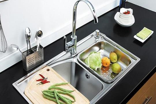集成水槽怎么选?什么样的材质比较好?