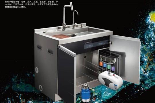集成水槽安装需要注意哪些方面?实用技巧介绍