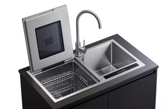 厨房装修经验分享,集成水槽和普通水槽有什么区别?