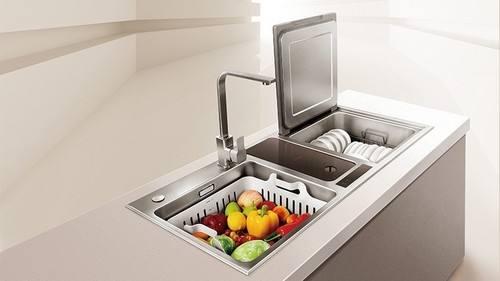 家用洗碗机的工作原理是什么?有哪些安装要求?