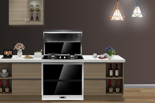 开放式厨房装修买集成灶要注意哪些方面?