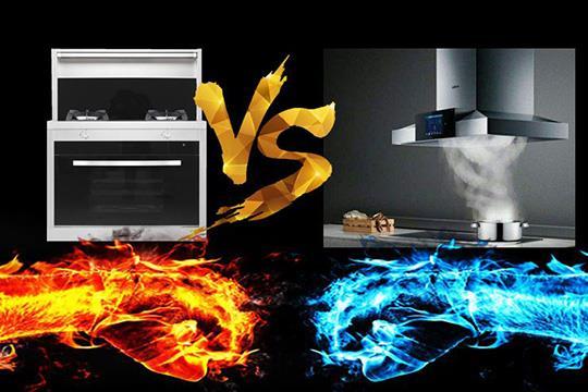 集成灶PK传统三件套 5年能否占领厨电市场?