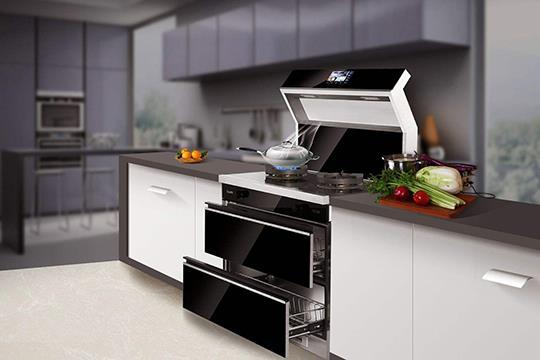 集成灶与灶台的距离多少合适?解析厨房里的那些事儿