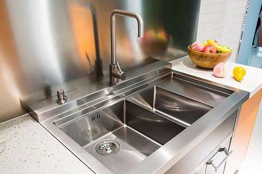 集成水槽用什么材质好?如何清洁和保养?