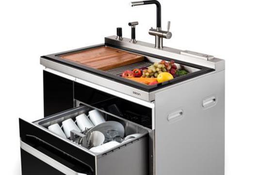 水槽经常漏水怎么办?集成水槽如何安装?