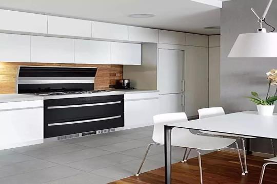 开放式厨房如何打造?要不要装集成灶?