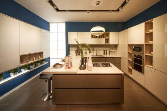 厨房空间不够怎么办?集成灶尺寸该怎么选择?