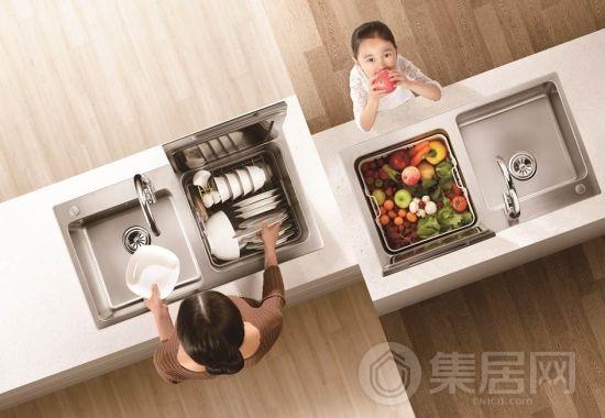 亲身经历 小编告诉你水槽洗碗机到底好不好用