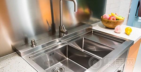 集成水槽有什么优点?集成水槽好在哪里?