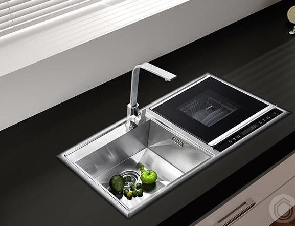 传统洗碗机和水槽洗碗机有何区别?哪个更好?